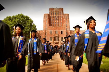 HBCU's Lack a Steady Amount of Institutional Scholarships