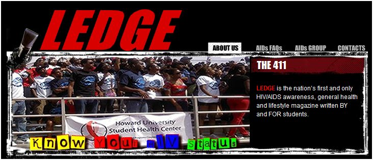 LEDGE Magazine – Health Awareness & Lifestyle: By and For HBCU Students