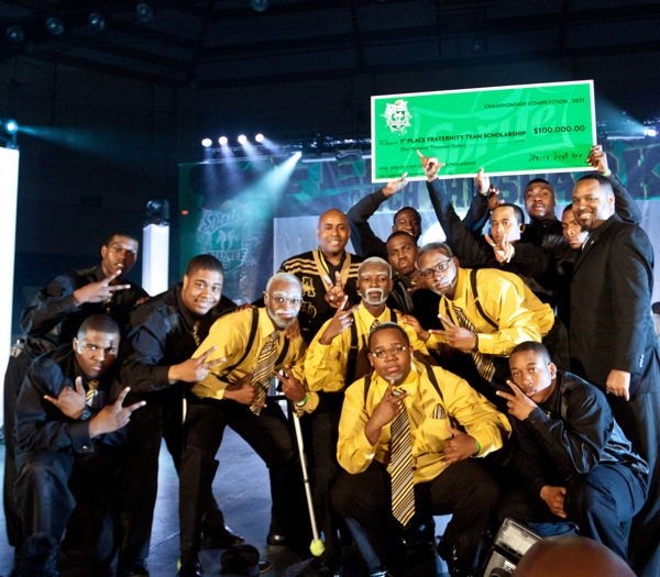 Alpha Phi Alpha of Ohio's Central State University