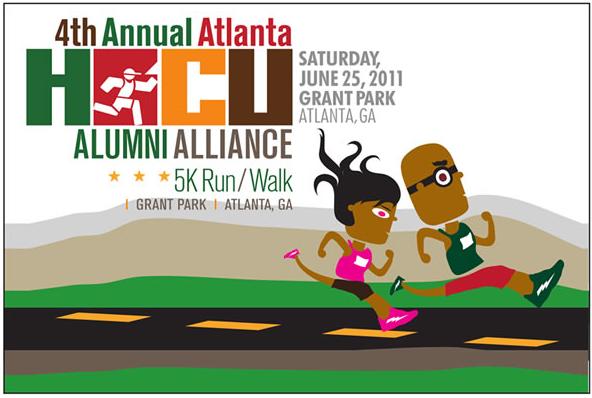 Annual Atlanta HBCU Alumni Alliance 5k Run/Walk