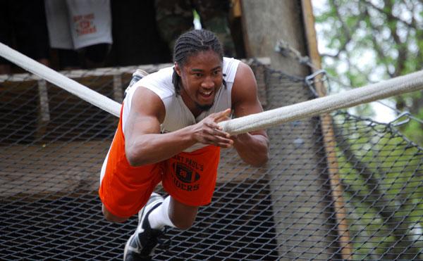 Navy SEALs push CIAA athletes to get mentally tough