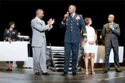 ssence Music Festival Mainstage Salute to HBCUs Presented by the U.S. Army.