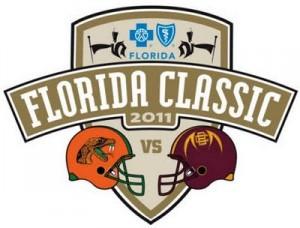 2011 Florida Classic logo