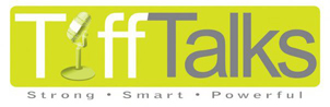 TiffTalks Radio Show Logo