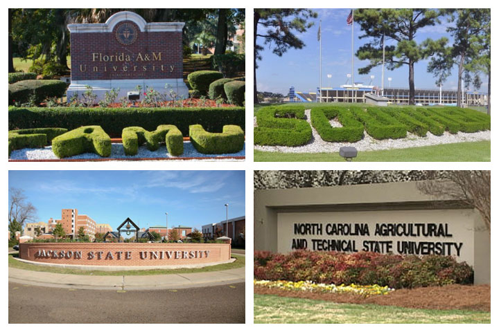 97 HBCUs Receive Nearly $228 Million in Grants