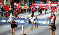 Kia's Parade of Excellence