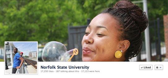 Norfolk State University Fan Page