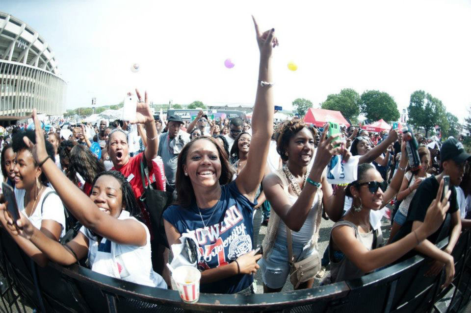 Vote Grambling and Howard as The South's Best Tailgate