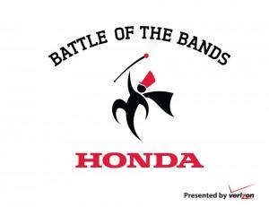 Honda Battle Of The Bands Logo