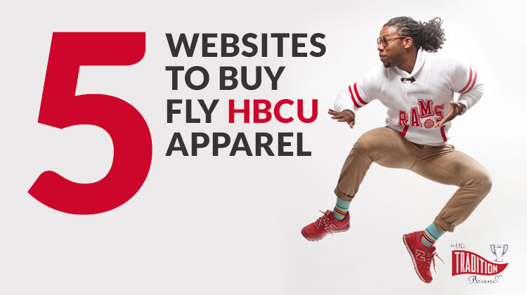 Top Websites to Shop for HBCU Alumni Apparel
