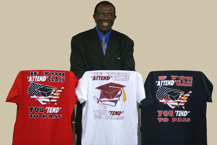 Retired Colonel Tackles Attendance Rates on HBCU Campus