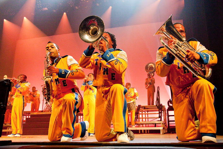 DrumLine Live Brings the HBCU Halftime Show Back to the Stage in 2013