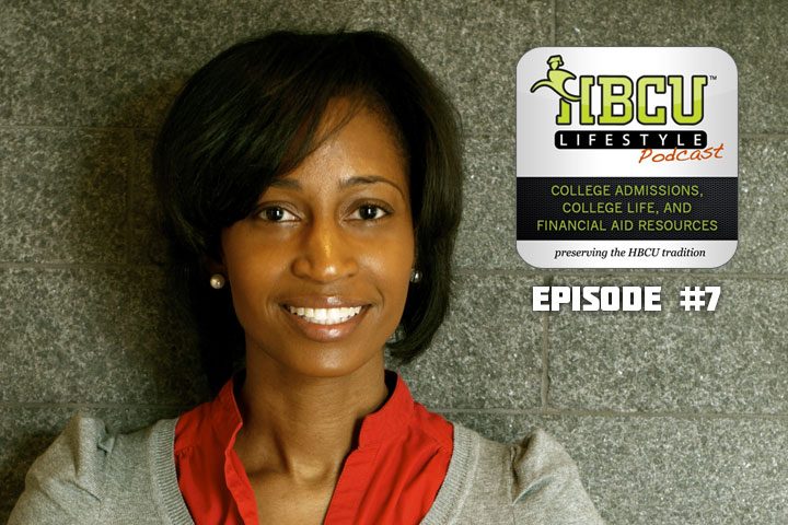Podcast Episode 7: The H.O.P.E. Scholarship Initiative for HBCU students with Michelle Janaye