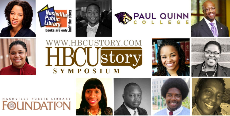 Nashville Hosts the Inaugural HBCUstory Symposium