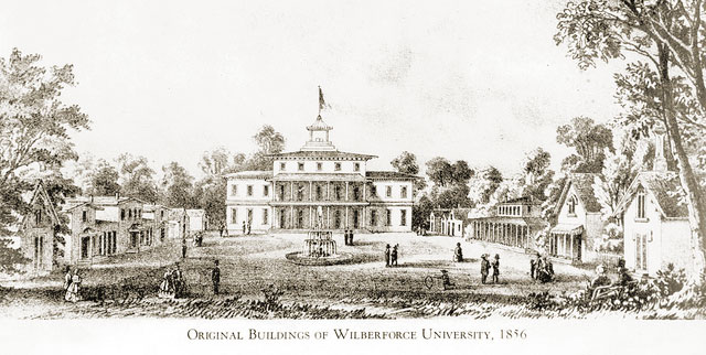 Wilberforce University 1856