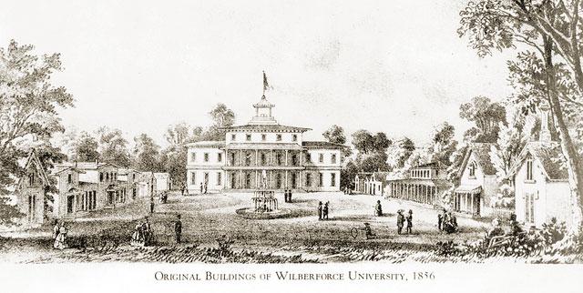 Wilberforce University 1856