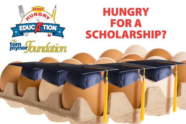 Tom Joyner Foundation and Denny's to Award Scholarships to HBCU Students