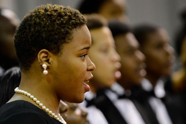 "Choral Festival: HBCU choirs unite for ""I, Too, Sing America"""