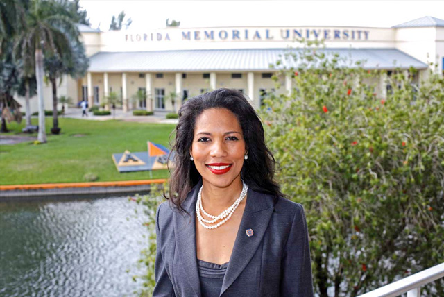 Florida Memorial University joins Lumen Learning, Oakwood University and Wiley College for Distance Learning Initiative.