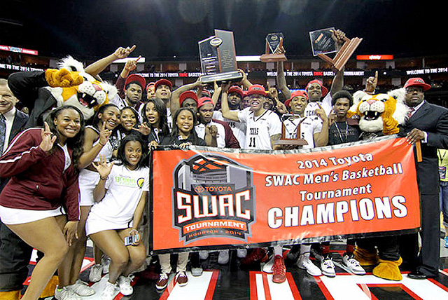 SWAC Tournament Champs: Texas Southern Clinches 5th NCAA Tourney Bid
