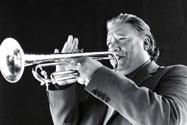 Arturo Sandoval, 2014 Guest Artist at the 34th Annual Alcorn State University Jazz Festival on Saturday, April 12, 2014 at the Vicksburg Convention Center, Vicksburg, MS.