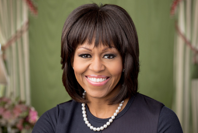 Official White House Photo of the First Lady Michelle Obama
