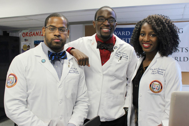 Howard University College of Pharmacy Students Receive ...