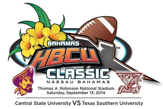 Bahamas HBCUX Classic Logo