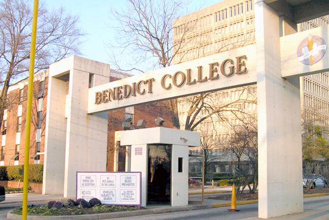 Benedict College Tuition Room Board