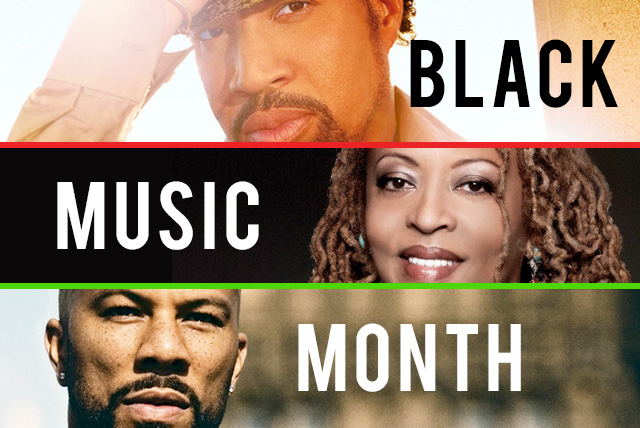 HBCUs and Black Music Month: Lionel Richie, and Cassandra Wilson, Common.