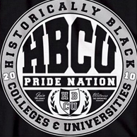 Black HBCU Pride Nation T-Shirt