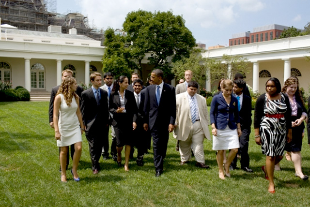 White House Internship: Submit your Application for Spring 2015