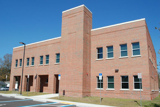 Edward Waters College (EWC) Center for Criminal Justice and Forensic Science and Jacksonville Sheriff 's Office Zone 5 Substation