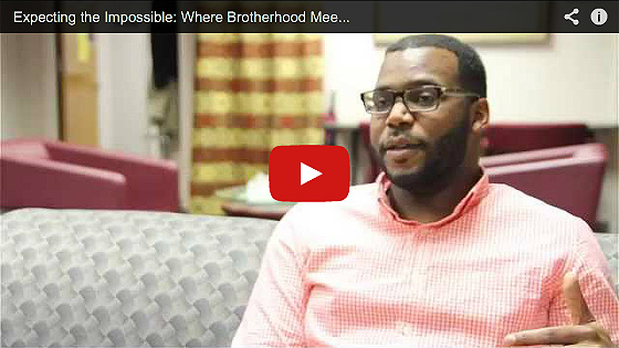 GeColby Youngblood, Assistant Director of Centennial Scholars Program at North Carolina Central University discusses their African American Male Initiatives.