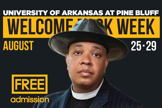 "Pride Forum Lecture Speaker: Joseph ""Rev Run"" Simmons. (Sponsored by the Office Of Student Involvement & Leadership). K.L. Johnson Hper Complex"