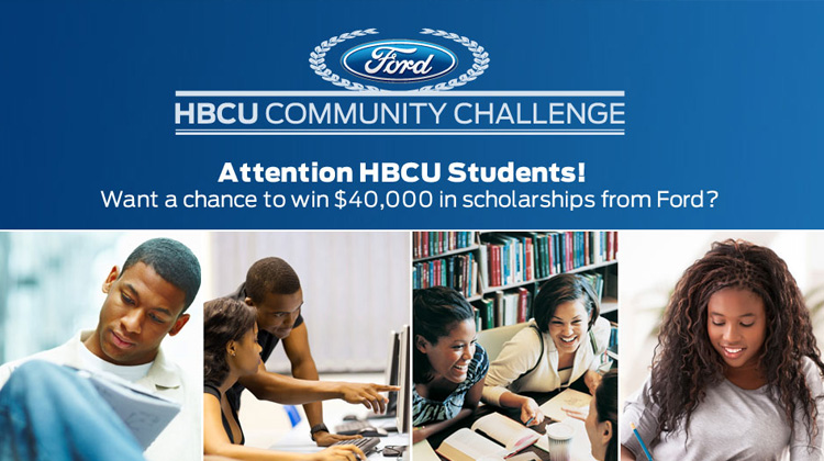 Ford HBCU Community Challenge Competition 2014