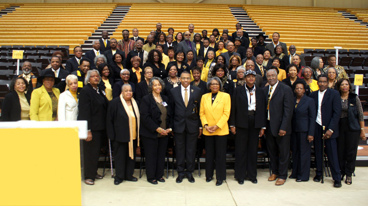 University of Arkansas at Pine Bluff Class of 1969 college reunion.