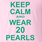 Alpha Kappa Alpha Keep Calm T-Shirts