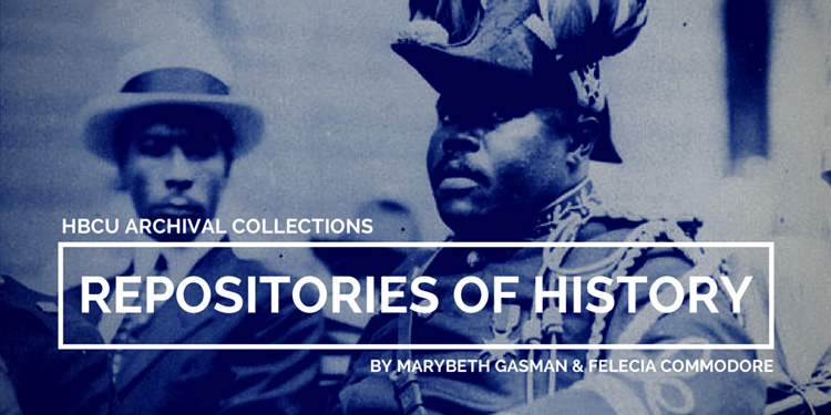 Amy Garvey Memorial Collection on Marcus Garvey, 1776-1971 at Fisk University