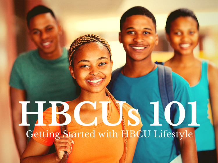 Group of African American students considering attending an Historically Black College or University (HBCU).