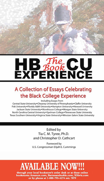 HBCU Experience – The Book Cover