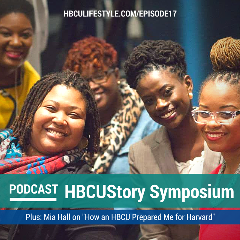 Dr. Crystal deGregory poses with speaks and members of the audience at the 2014HBCUStory Symposium at the Association of Public and Land-grant Universities in Washington, DC.