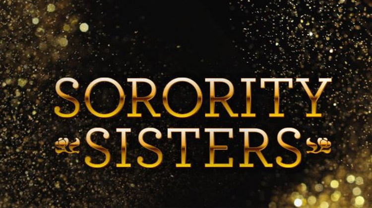 VH1 network's Sorority Sisters logo during the show's opening.