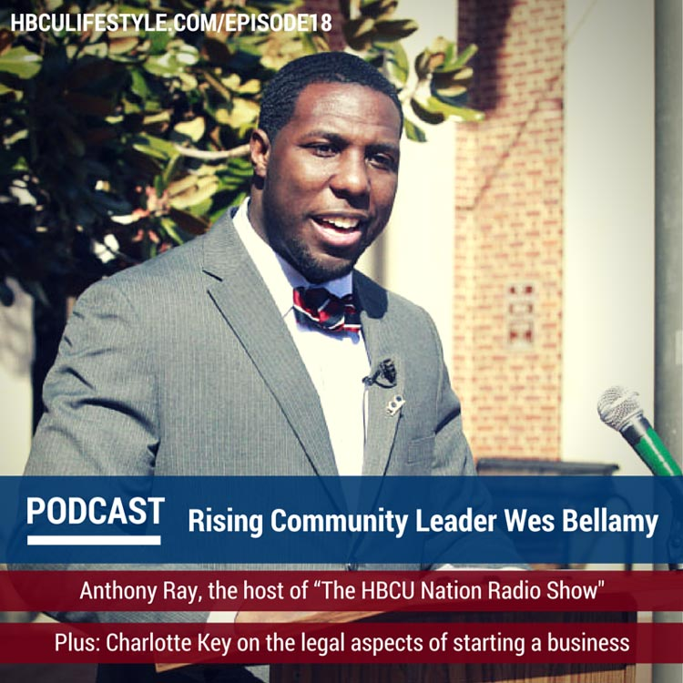 Our featured Interview is with Wes Bellamy a rising star in community leadership in Virginia.