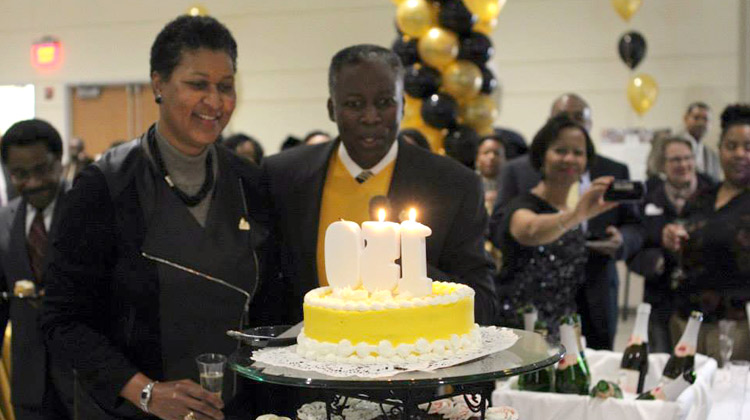 150th Birthday Celebration for Bowie State.