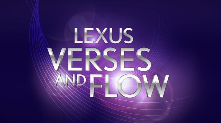 Lexus Verses And Flow Logo