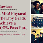 Flawless: UMES Physical Therapy Grads Earn Perfect Record