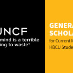 UNCF General Scholarship for Current Member HBCU Students