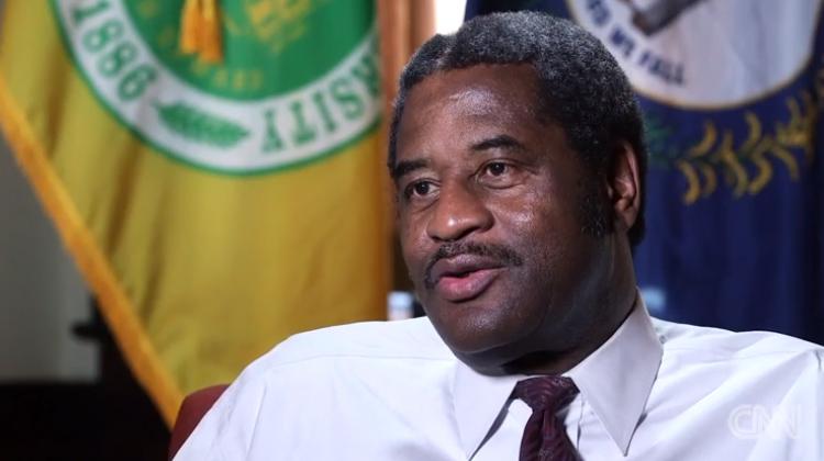 CNN recently aired a story about Kentucky State University President Raymond M. Burse.