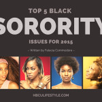 Top 5 Black Sorority Issues for 2015